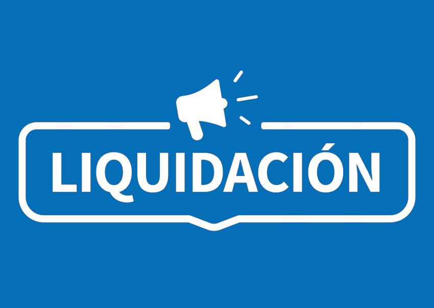 Banner liquidación